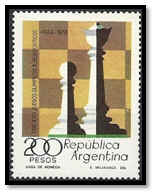 argentine 1978 timbre
