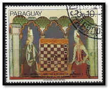 paraguay 1982 10 G