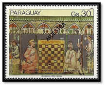 paraguay 1982 30 G muestra