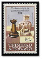 trinite et tobago 1984 50 c