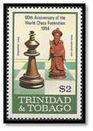 trinite et tobago 1984 2 $