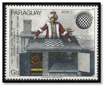 paraguay 1985 5 G